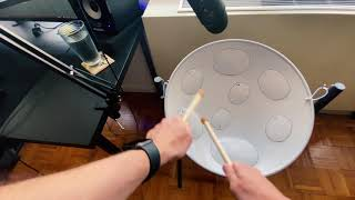 I bought a steel drum to remake ZEZE (and then returned it)