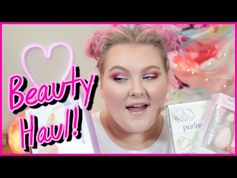Huge Collective Beauty Haul! // New Beauty to my Collection! | Lauren Mae Beauty