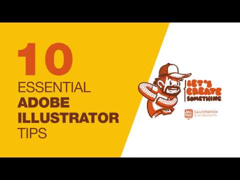 10 Essential Adobe Illustrator 2017 Tips