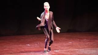 Aytunc Benturk Dans A 2016 yıl sonuSALSA SOLOIST MAN MAMİ Y