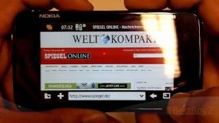 (HD) Review / Vorstellung: Nokia N900   BestBoyZ