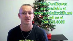 Give the gift of fitness and weight loss this Christmas in Palm Springs and Rancho Mirage