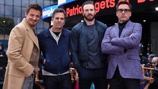 """""""Avengers Takeover"""" on Good Morning America"""