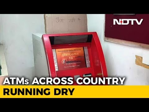 ATMs Run Dry: What's Behind The Cash Crunch?