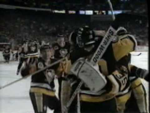 """1991-1992 NHL Stanley Cup Playoffs """"Pens Again"""" video recap (Part 6 of 6)"""