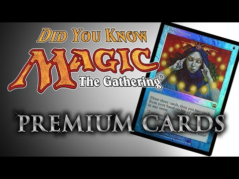 Did You Know Magic: Premium Cards - Feat. Evan Erwin