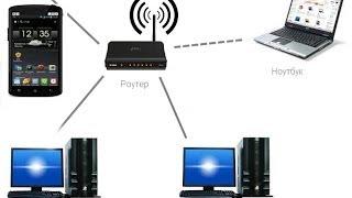 Как посмотреть по WiFi фильмы с ПК на Андроид(Как посмотреть фильмы с ПК на Андроид не скачивая, в локальной сети., 2014-02-20T11:45:43.000Z)