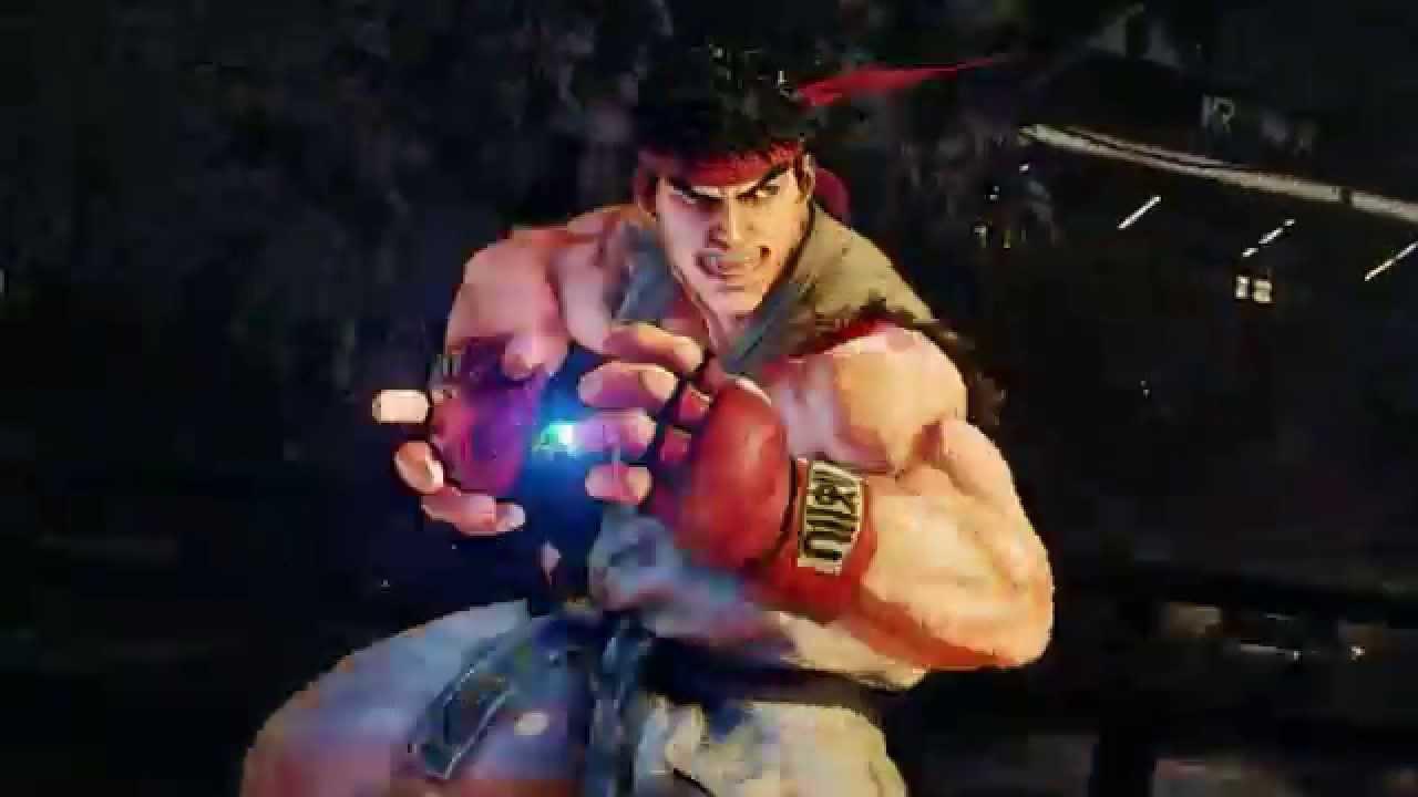 Street Fighter 5 Ryu Critical Art 1 Shinku Hadoken Youtube