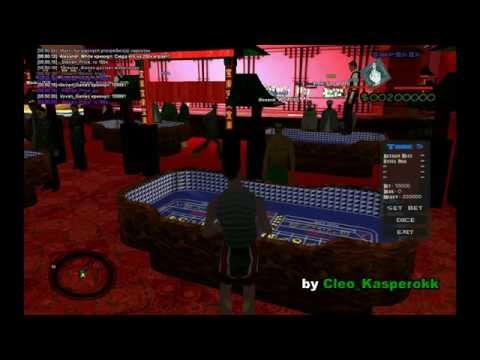 Клео на казино арп