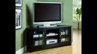 Black Corner Tv Stand - For Your Nice Home