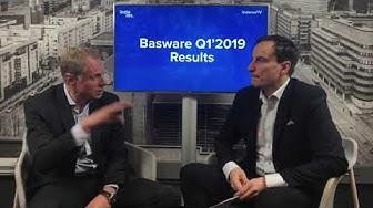 Basware Q1'19-tuloshaastattelu (englanniksi)