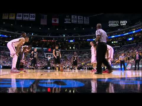 Wichita State vs. Ohio State - 2013 Elite Eight
