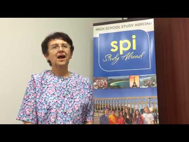 Dr. Beatriz Arias - SPI Summer Director