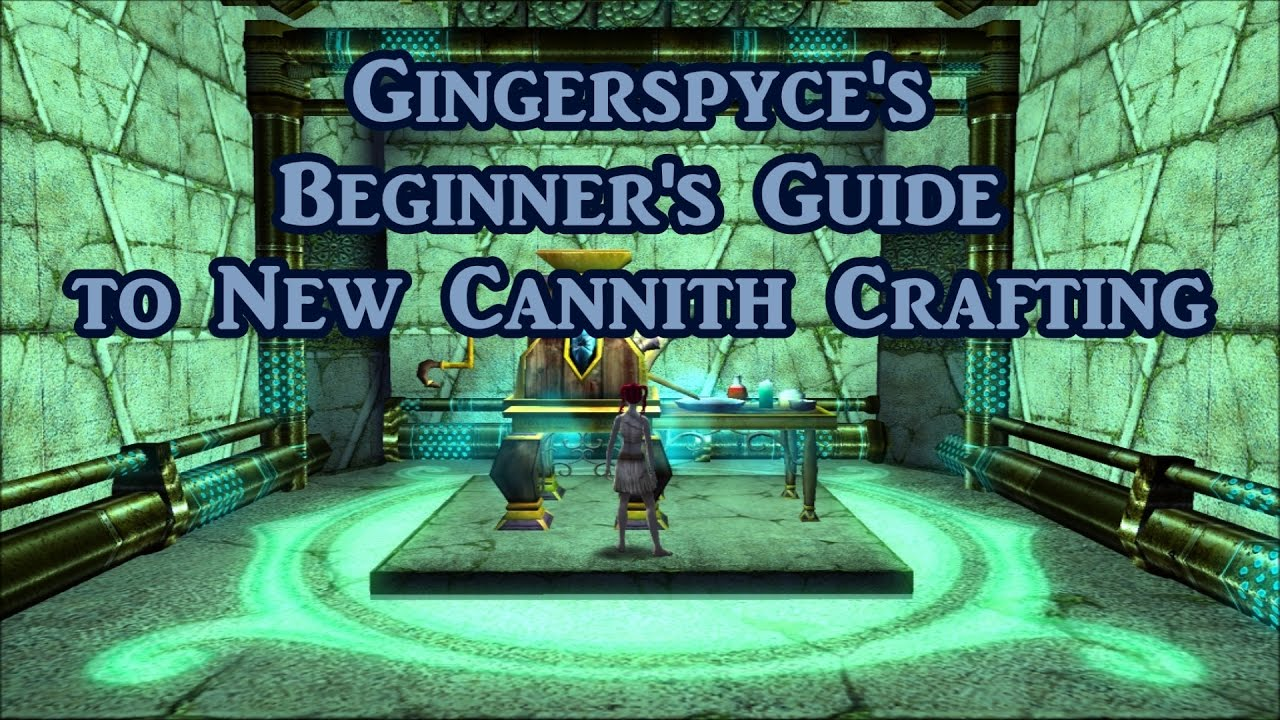 Cannith Crafting