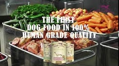 Terra Canis: dog food in 100% human grade quality (english version)