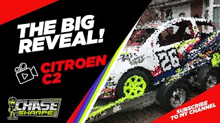 CHASE SHARPE - CITROEN C2 - 2021 LIVERY REVEAL!