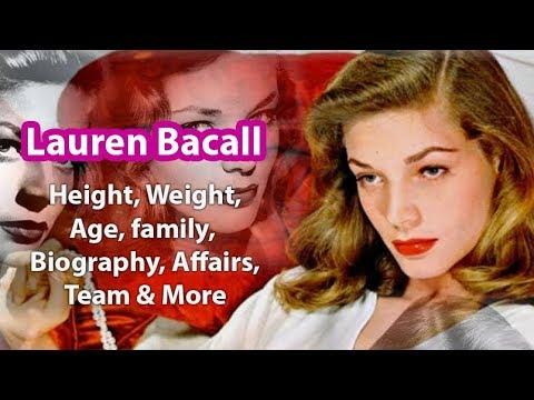 Lauren Bacall Height, Weight, Age, Boyfriend, Bra Size ... Lauren Bacall Height