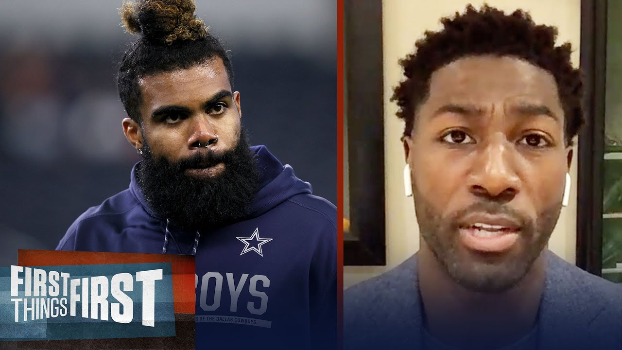 The reality is, stats matter for Cowboys' Ezekiel Elliott —Greg Jennings   NFL   FIRST THINGS FIRST