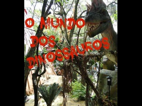 O Mundo dos Dinossauros no Zoológico de Sao Paulo