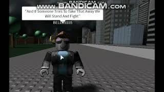 DiC's Sonic Underground - We Need To Be Free ROBLOX Music Video