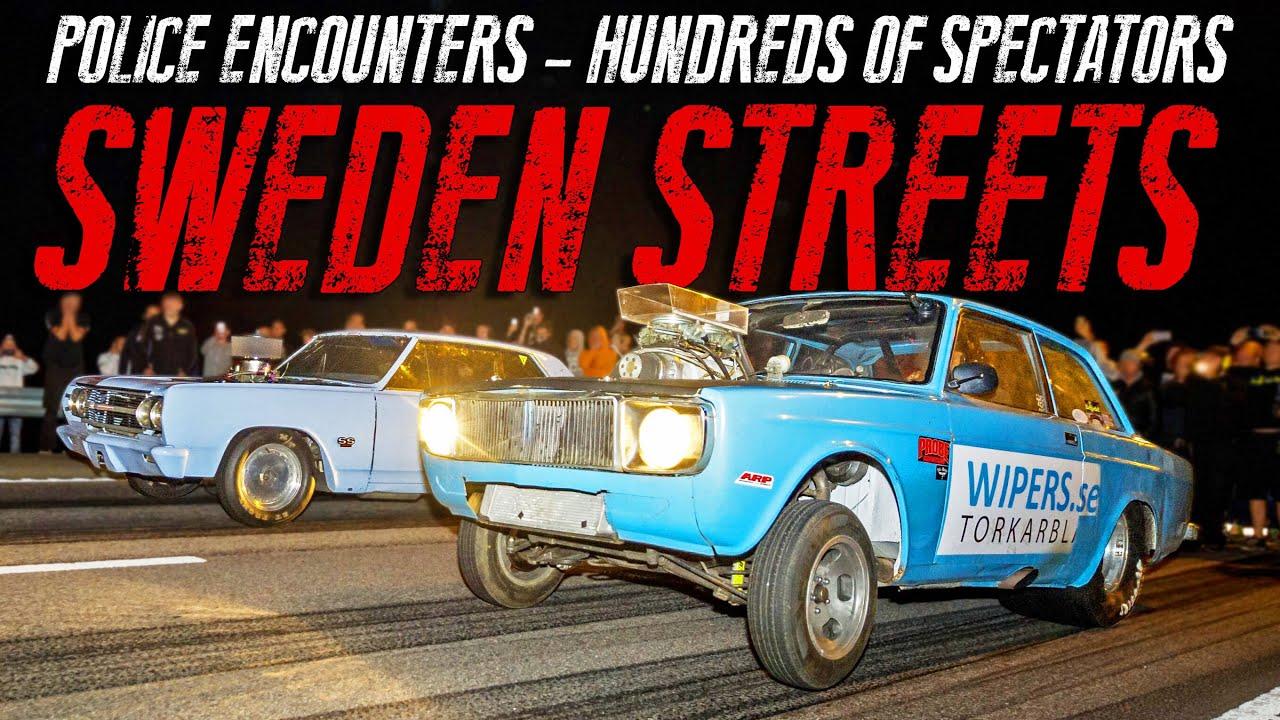 Swedish CASH DAYS - They Overtake the HIGHWAY!