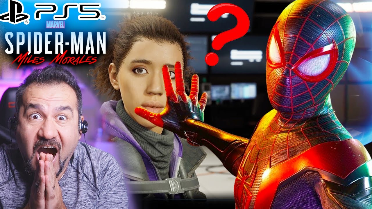 Download İMPOSTOR GİBİ İHANET ETTİK VE İÇERİ SIZDIK!   PS5 SPIDER-MAN MILES MORALES #5