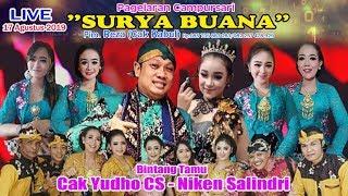 "LIVE Campursari ""SURYA BUANA"" - BT Cak Yudho CS & Niken Salindry"