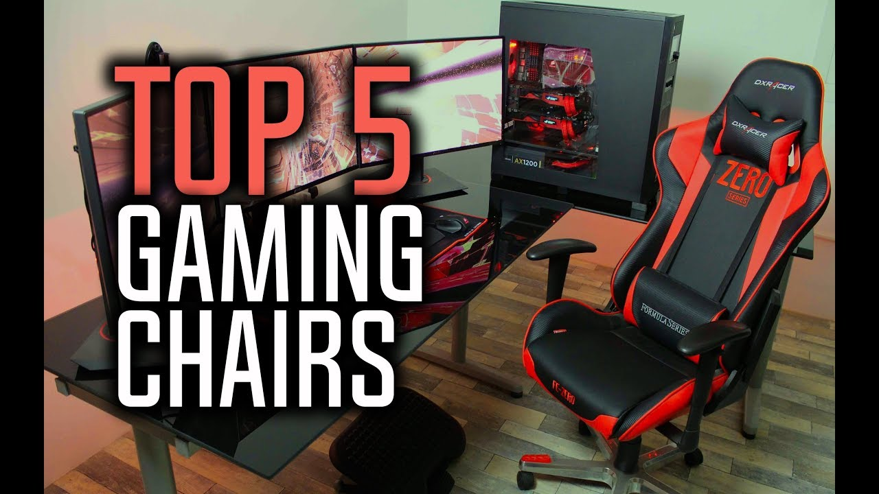Best Gaming Chairs in 2018  YouTube