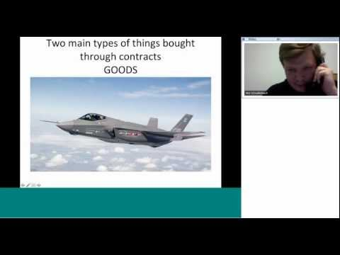 Follow the Money: Investigating Military Contracts (webinar)