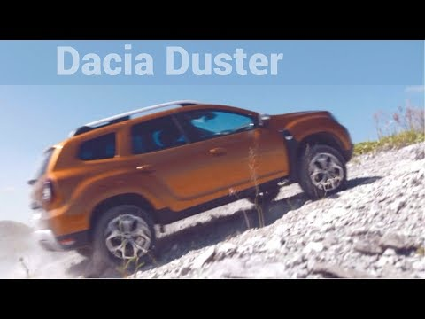 Dacia Duster 2018 Drive New Generation Renault