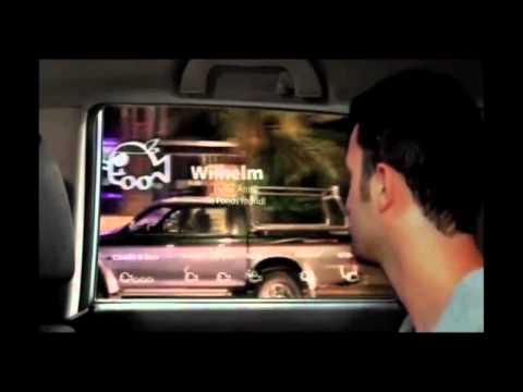 GM advanced tech window