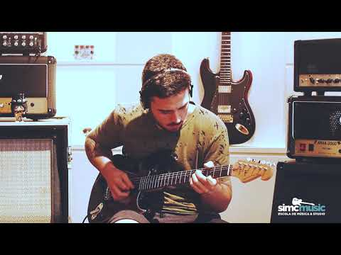 Lucas William - Cant Stop - Red Hot Chili Peppers Cover :: Módulo B1 :: Prof Felipe Bottene