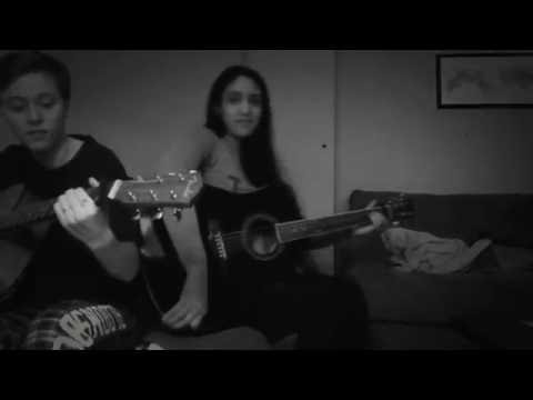 The only exception cover by paramore - Lauren and Nadia