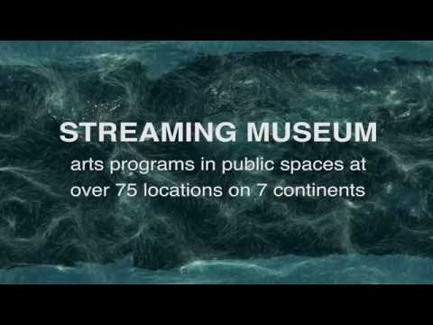 Streaming Museum - international partners and programs