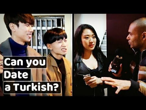Can you date a Turkish?