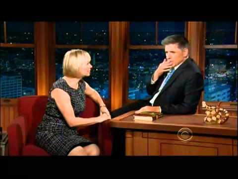 Craig Ferguson 12/8/11E Late Late Show Laura Lippman