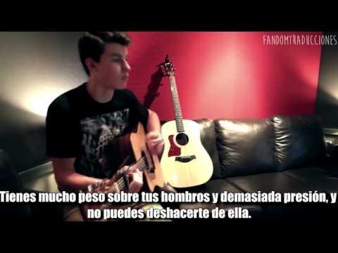 Shawn Mendes: Handwritten A Little Too Much (español)