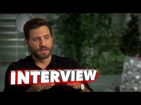 "Joy: Edgar Ramirez ""Tony Miranne"" Behind-the-Scenes Interview"
