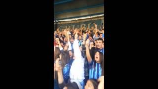 Adana DemirSpor  Denizli Spor Taraftar videosu