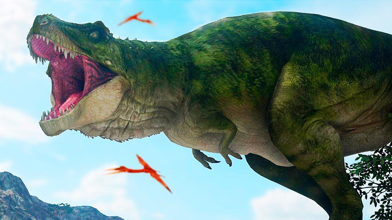 Download O Antigo The Isle Retorna! Manada dos Dinossauros Anciões + Migração da Cachoeira | The Isle | PT/BR