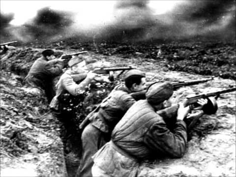 THE RED ARMY IN WORLD WAR II - Red Army Orchestra & Choir