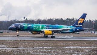 Planespotting Frankfurt Airport February 2018