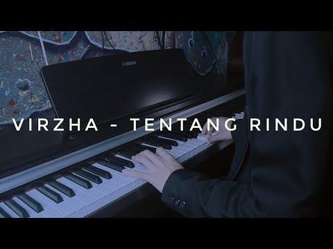 Virzha - Tentang Rindu Cover Piano By Adi