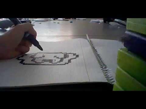 Comment Dessiner Un Chien En Pixel 12