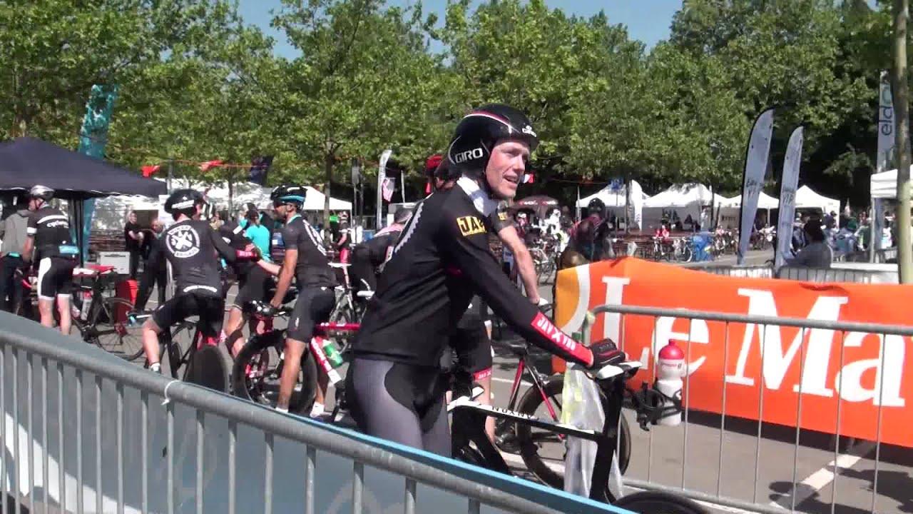 Cyclotour 2015 - Vidéo de la manifestation et de sa partie restauration par Eldora