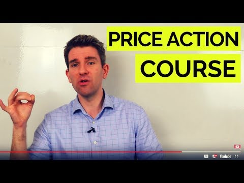 Introduction to Mark's Premium Price Action Course ☝