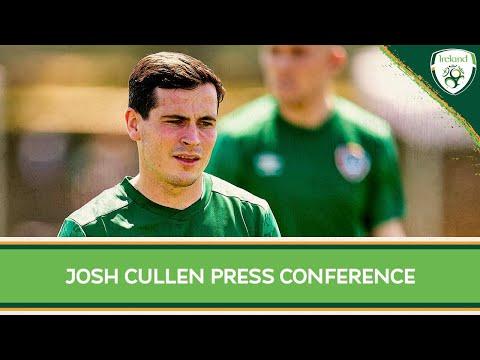 PRESS CONFERENCE | Josh Cullen