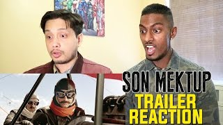 Son Mektup Turkish Trailer Reaction | Ottoman Vs British and France Empire | Canakkale Gallipoli