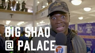 When Big Shaq worked for Crystal Palace