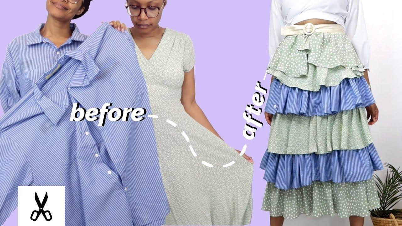[VIDEO] - MAJOR Summer Thrift Flip from Men's Dress Shirt + 4 Other Random Things 7